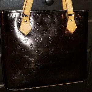 """Louis Vuitton tote 11.5""""Lx10""""H"""
